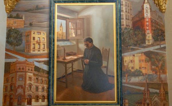 Opus Dei - 聖施禮華講述有關1928年10月2日這一天