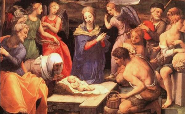 Opus Dei - 8. On i com va néixer Jesús