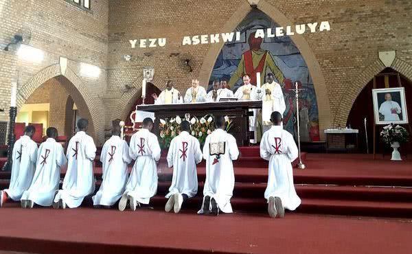Opus Dei - Messe en l'honneur du Bienheureux Álvaro del Portillo