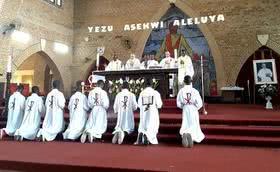 Messe en l'honneur du Bienheureux Álvaro del Portillo