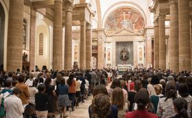 """Mons. Ocáriz: """"Había sitio para todos en el corazón del beato Álvaro"""""""