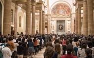 """Mons. Ocáriz: """"Havia lugar para todos no coração de Dom Álvaro"""""""