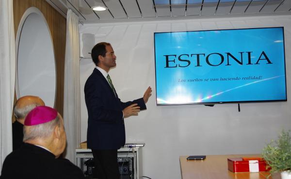 Opus Dei - Prelaadi visiit Eestisse ja Soome
