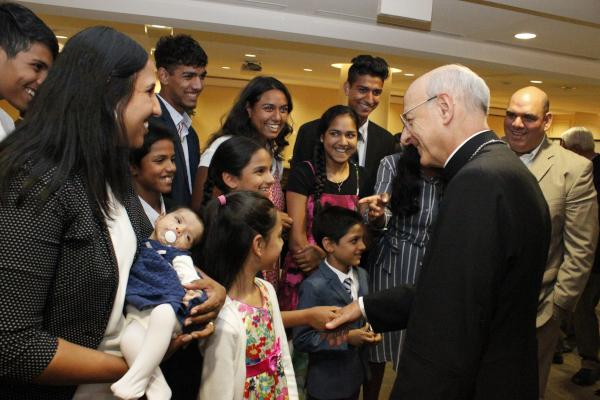Opus Dei - With the Prelate in Toronto