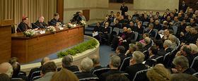 Cardinal Ruini : Le fruit de la mission de l'Opus Dei reste à l'intérieur des églises locales.
