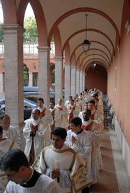 Die Priesterweihe in Bildern (Mai 2011)