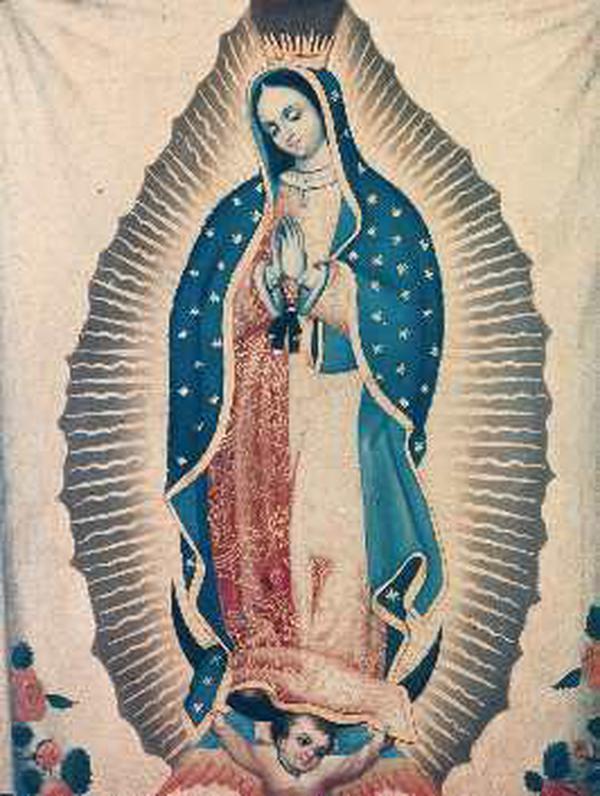 Die Schwarze Muttergottes von Guadalupe