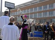 Inauguratie Biomedische Universiteit Rome