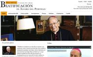 S-a lansat site-ul beatificării Mons. Alvaro del Portillo