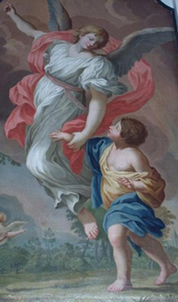 Der hl. Josefmaria und die Schutzengel