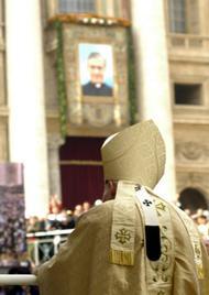 Bulle de la canonisation de Josémaria Escrivá