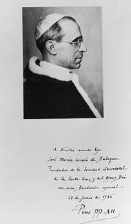 São Josemaria e Pio XII
