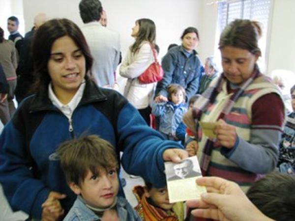 Sendas, un dispensaire dans Buenos Aires