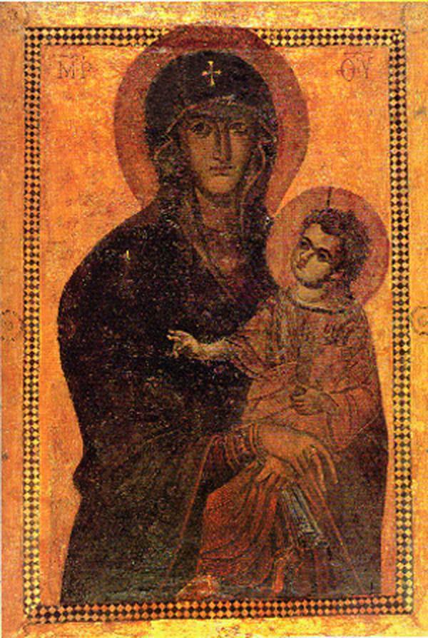 Les « oratoires » de la Sainte Vierge