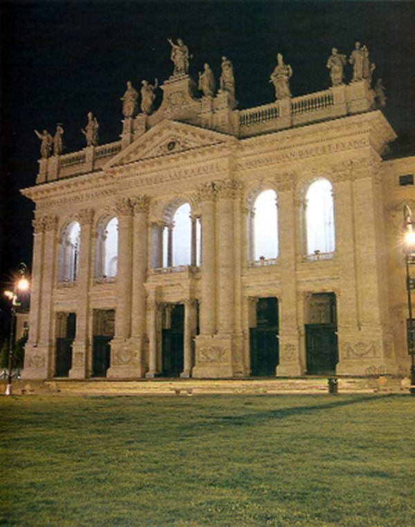 Dédicace de la Basilique Saint-Jean-de-Latran