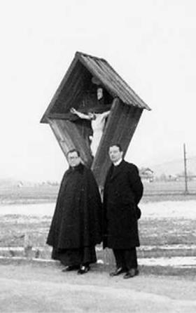 Założyciel Opus Dei u stóp Najświętszej Maryi Panny z Pecz (Austria)