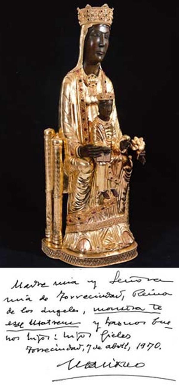 Notre-Dame de Torreciudad