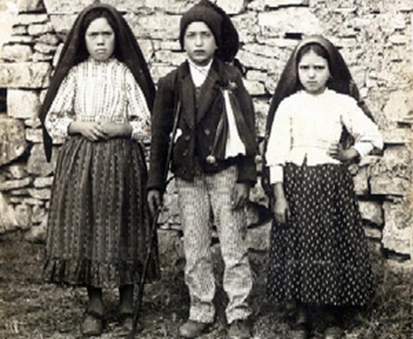 Die Marienerscheinungen in Fatima