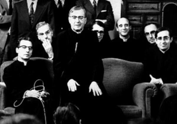 A Fraternidade sacerdotal e o Fundador do Opus Dei