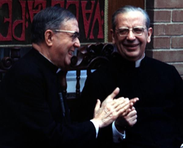 Salvador Bernal o Álvaro del Portillo
