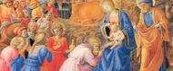 Adoration of the Magi: Magisterium, Saints, Poets