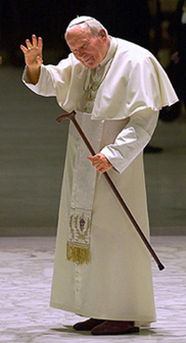 Jan Paweł II na stulecie urodzin Josemarii