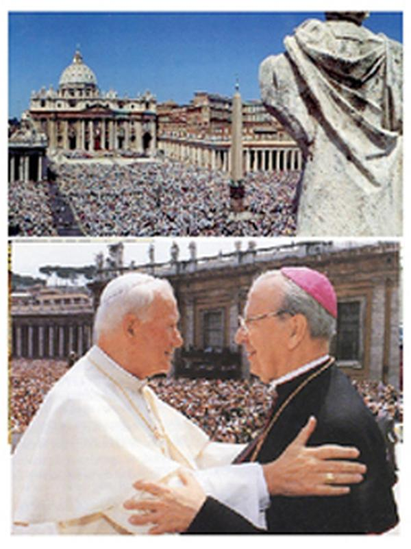 Homélie de Jean-Paul II prononcée lors de la béatification de Josémaria Escriva