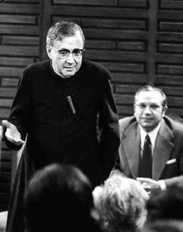 Le fondateur de l'Opus Dei, attaché au sacrement de Pénitence.