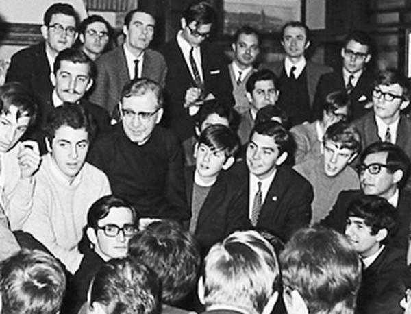 Josemaría Escrivás Vertrauen in die Jugend