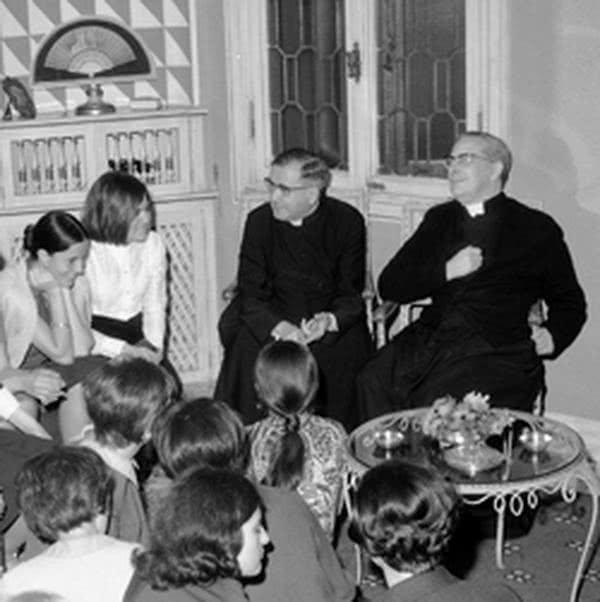 Das Opus Dei – eine Wende in der Geschichte der Laienspiritualität