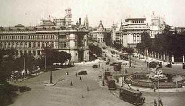 Le 16 octobre 1931, dans un tramway à Madrid : Abba, Pater !