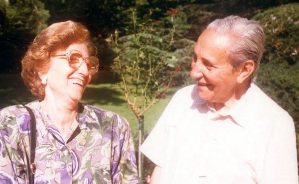 Opus Dei - Pranutė ir Tomas Alvira - kartu į Dangų