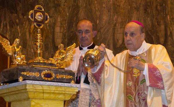 """Opus Dei - El Prelado: """"El rencor puede arruinar el corazón"""""""