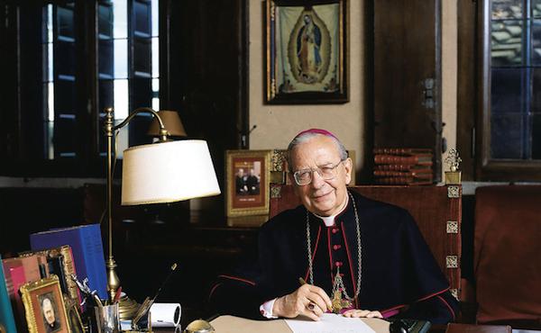 Opus Dei - Mgr Álvaro del Portillo béatifié à Madrid, sa ville natale, le samedi 27 septembre 2014