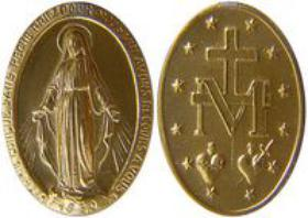 Чудотворний медальйон