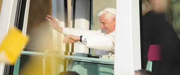 Frases de Benedicto XVI en agosto