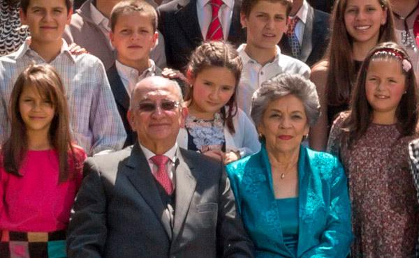 """Opus Dei - """"Abuelo, ¿qué es ser santo?"""""""