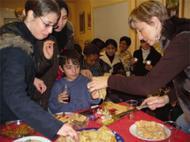 Hulp aan vrouwelijke immigranten, Spanje