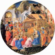 Život Panny Marie (IX): Klanění Tří králů