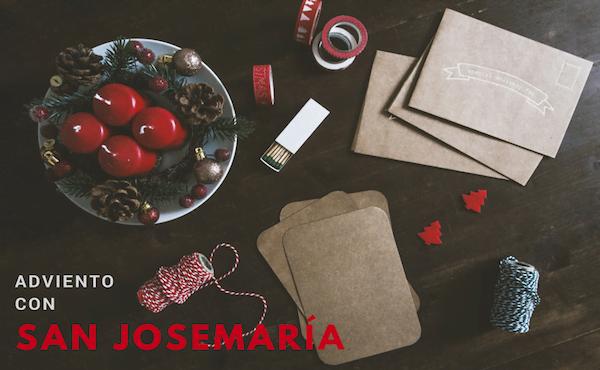 Opus Dei - Adviento con San Josemaría