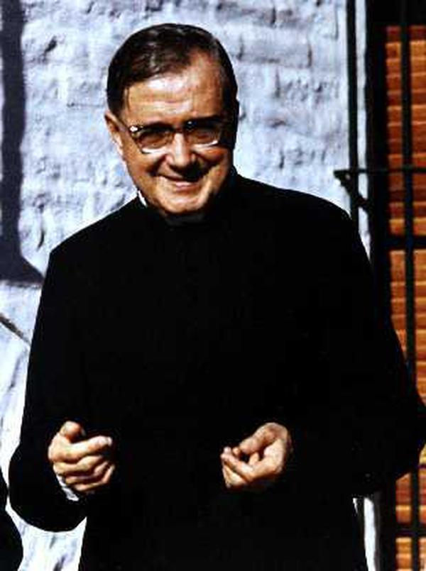 Scopul lui Opus Dei