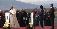 Il Papa in Ecuador
