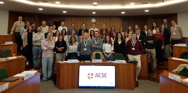 Opus Dei - A Economia de Francisco debatida na AESE