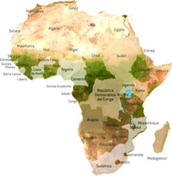 """""""아프리카에서의 오푸스데이는 믿음과 사랑의 기적입니다"""""""