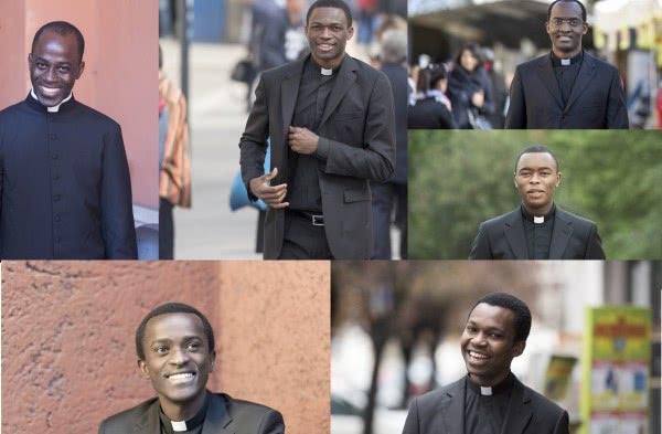 Opus Dei - Six New Priests of Opus Dei in Africa
