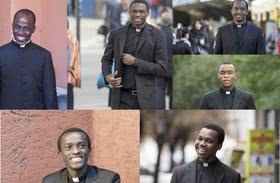 Six New Priests of Opus Dei in Africa