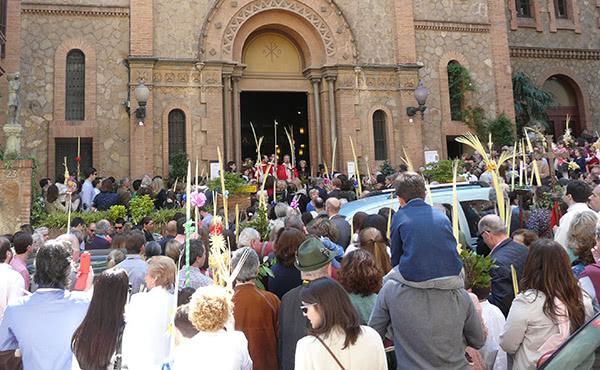 Opus Dei - Horaris de Setmana Santa i Pasqua 2017