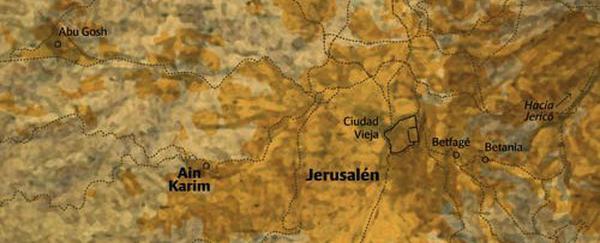 Ain Karim, la patria del Precursore