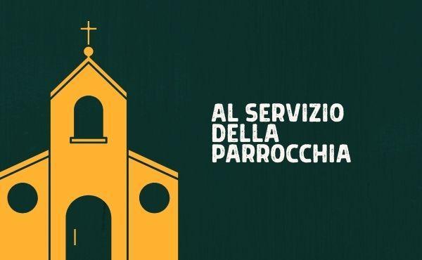Al servizio della parrocchia, con disponibilità e buon umore