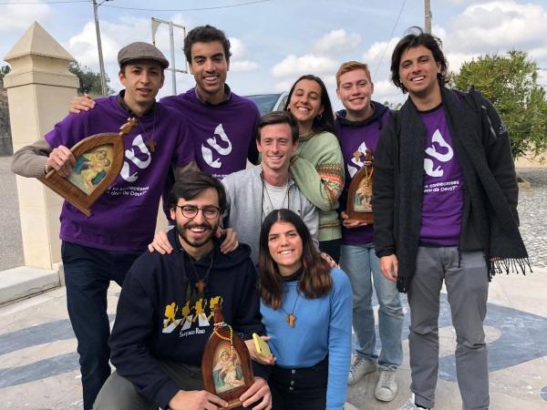 """Opus Dei - """"Missão País"""" em Alcanede: três estudantes de Medicina contam a sua experiência"""